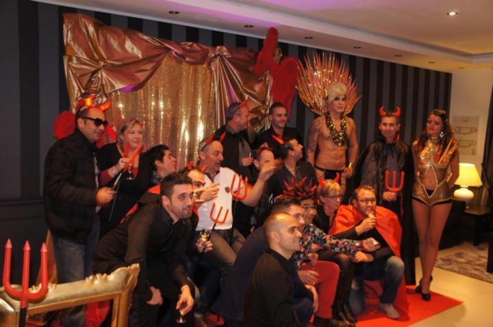 CD Sud fête la fin de l'année au Riviera Saint Pons
