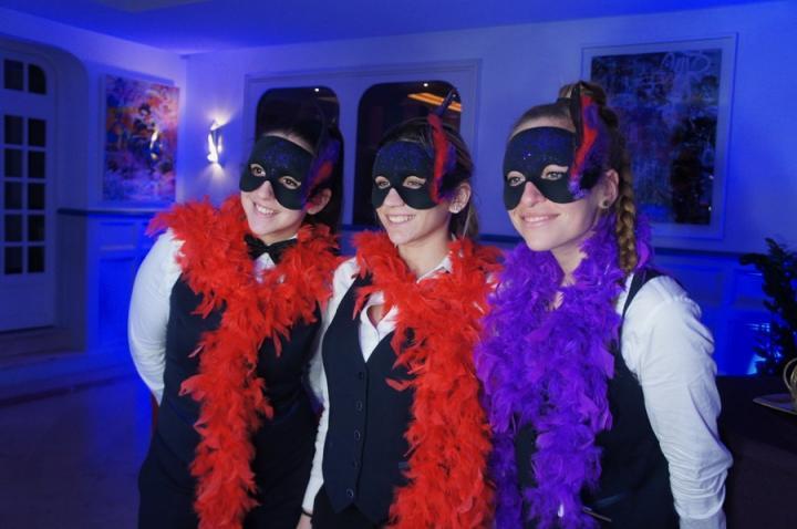 Création de masques personnalisés, bal masqué et carnaval 2017