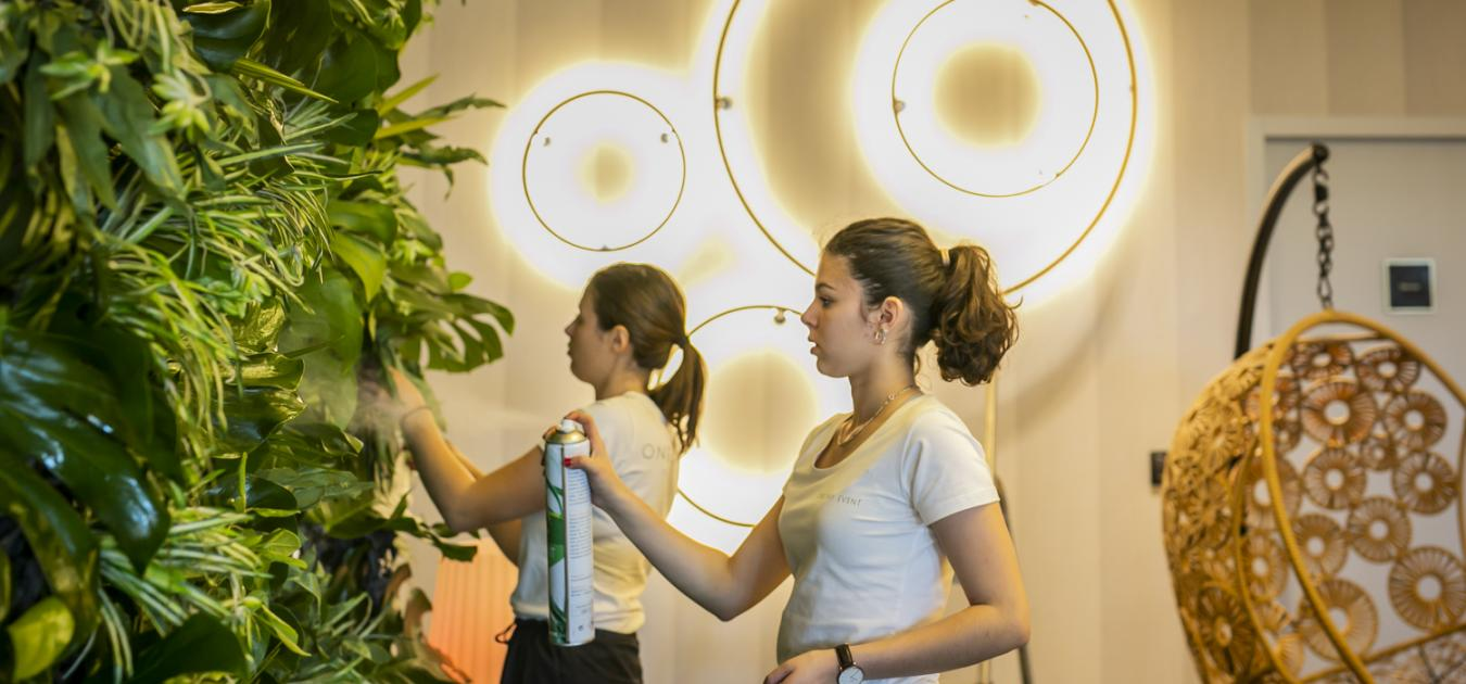Formation professionnelle en décoration événementielle