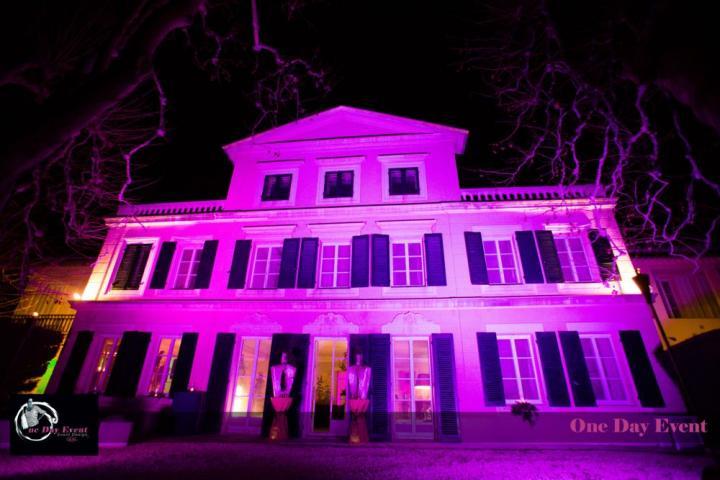 Soirée de Gala, transformer une villa en lieu événementiel chic