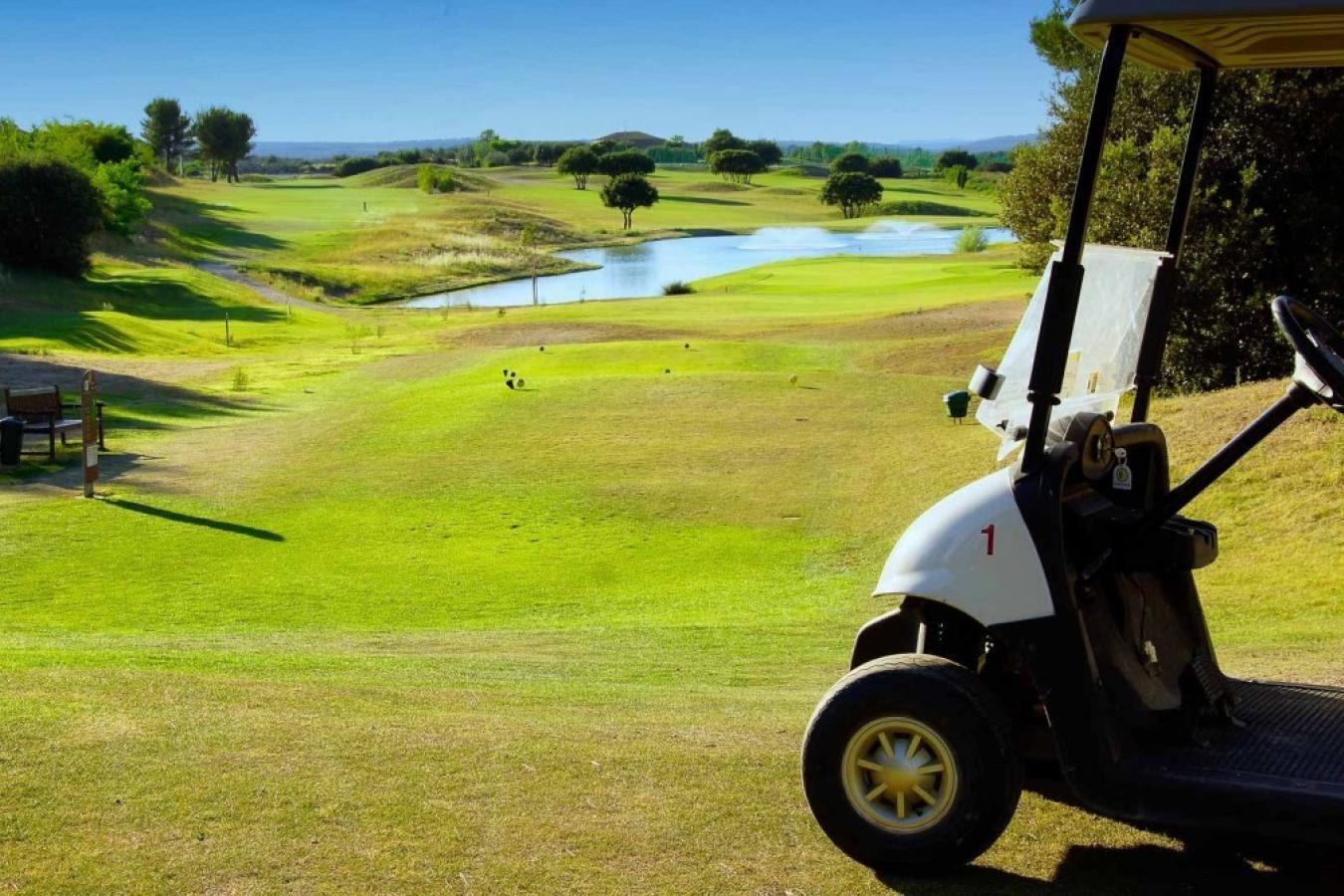 Le Pavillon du Golf La Cabre d'Or, golf, réunions et soirées
