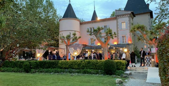 Le Château de Nans, événements Corporate raffinés