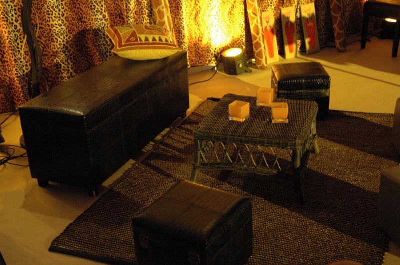 Stand afrique au parc chanot stand et salons for Salon parc chanot