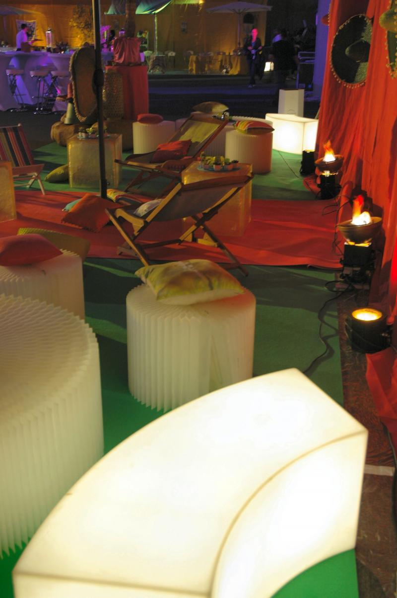 Stand mexique au parc chanot stand et salons for Salon parc chanot