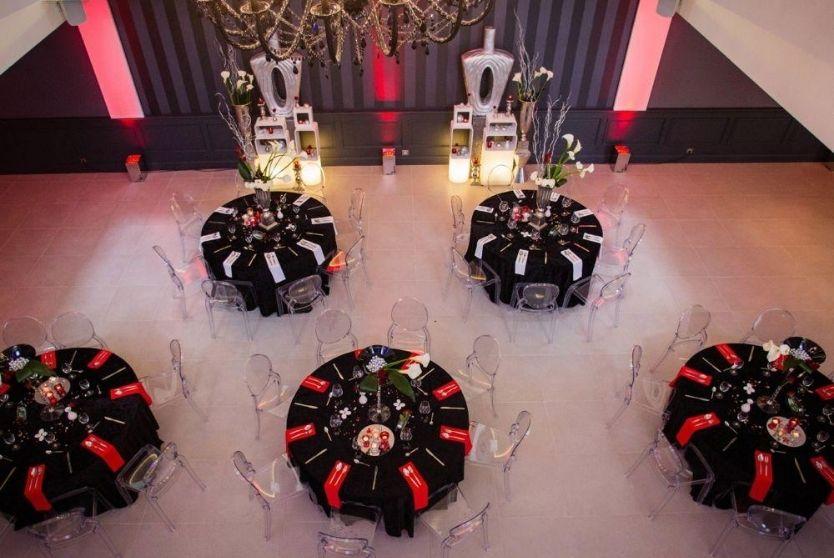 Décoration de table événementiel professionnel - One Day Event Corporate